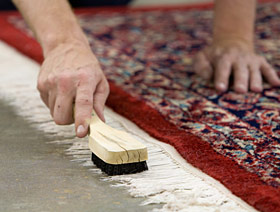 How To Clean Rugs